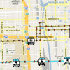 CTA Bus Map - show buses