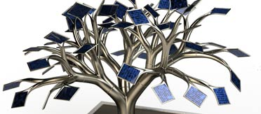 solar bonsai charger