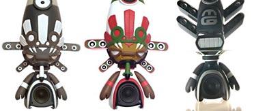 minigod speakers