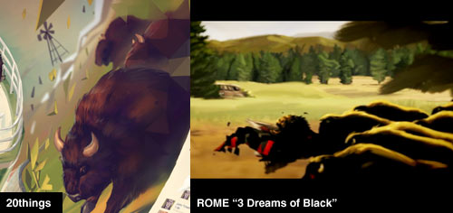 3 Dreams of Black